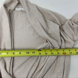 Anthropologie Sweaters - Anthropologie Pure Good Open Front Sweater 6